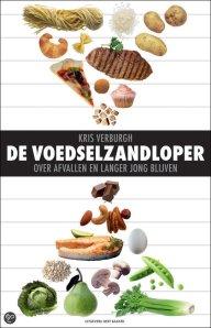 """Het boek """"de Voedselzandloper""""van Kris Verburgh"""