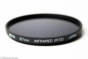 Hoya Infrarood filter