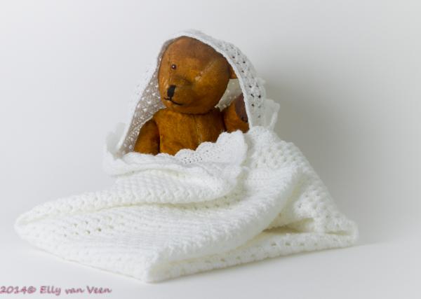Omslagdoek Voor Baby Elly Van Veen