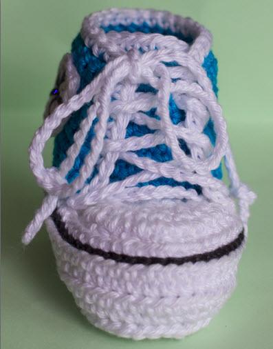 Baby Sneakers Elly Van Veen