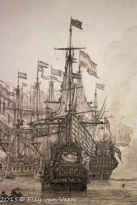 Ontelbare schepen