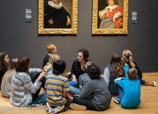 Onderwijs in het museum